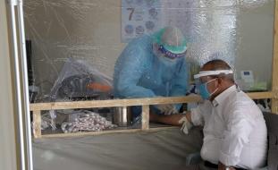 غزة: 6 وفيات بفيروس كورونا و613 إصابة جديدة وتعافي 203