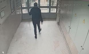 (فيديو) بعد أن قيدها.. شاب يشعل النار في منزل عشيقته السابقة باسطنبول