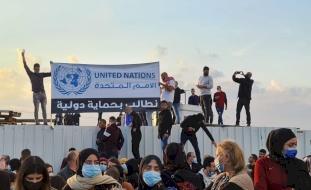 """احتجاجات واسعة بالداخل المحتل ضد الشرطة: """"نطالب بحماية دولية"""""""