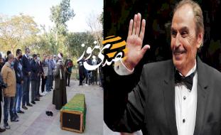 آخر تسجيل صوتي للفنان عزت العلايلي قبل وفاته بـ4 أيام .. هل تنبأ بموته؟