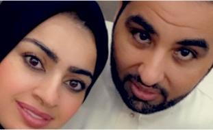 مشعل الخالدي طليق أميرة الناصر يبكي بعد هجومها عليه (فيديو)