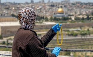 القدس: وفاتان و423 إصابة جديدة بفيروس كورونا