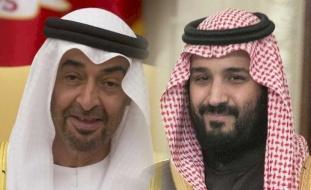تفاصيل الزيارة الخاطفة.. ماذا دار بين ابن زايد وابن سلمان؟