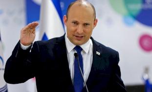 بينت: سنواصل الرد على كل بالون حارق يطلق من غزة