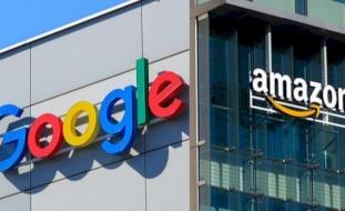 """منظمات أمريكية تطالب شركتي """"غوغل"""" و""""امازون"""" بإلغاء عقدهما مع جيش الاحتلال"""
