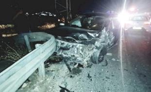 3 إصابات إحداها خطيرة في حادث طرق قرب عرابة
