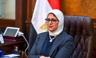 إصابة وزيرة الصحة المصرية بأزمة قلبية ونقلها للمستشفى