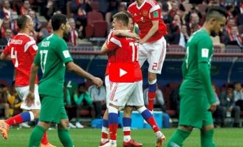 شاهد/ ماذا قال السعوديون عن خسارة بلادهم في كأس العالم