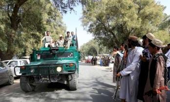 مصرع 5 عسكريين أفغان في مواجهة مع طالبان