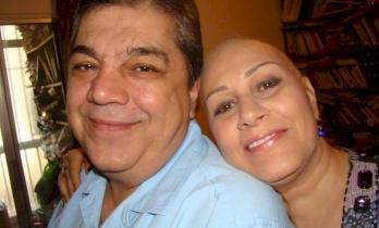 الفنانة العراقية سحر طه تخسر معركتها مع السرطان