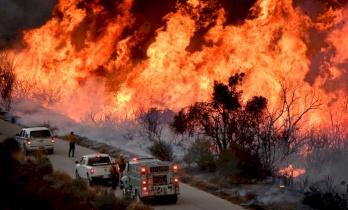 إعلان الطوارئ في ولاية كاليفورنيا