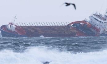 النرويج أنقذت 397 من السفينة المنكوبة