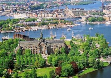 السويد الجميلة