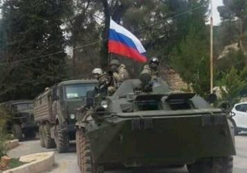 انسحاب روسي من عفرين وقصف تركي للمدينة