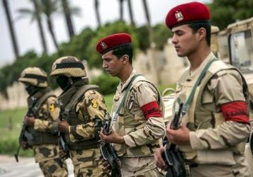 السيسي: الجيش المصري بالمرصاد