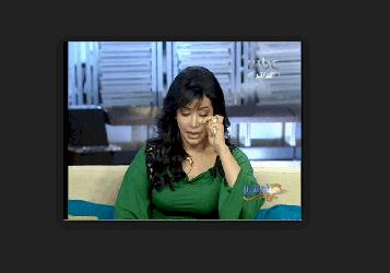 فيديو| لجين عمران تنهار بالبكاء بعد وفاة صديقتها وزميلتها آلاء