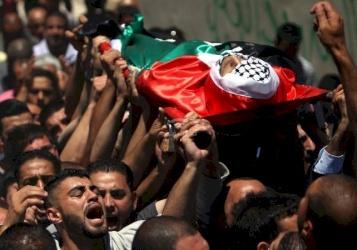 رام الله/ وقفة مُطالبة باسترداد جثامين الشهداء