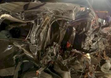 طريق الموت ينهي حياة نائب أردني و6 من أفراد أسرته