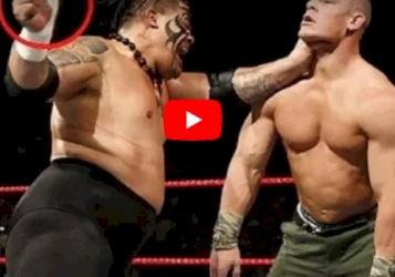 فيديو/ اعنف 10 حركات فى المصارعة