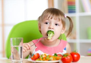 أطباق صحية للاطفال غنية بالحديد