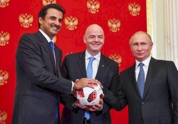 إسرائيل تطالب بإلغاء استضافة قطر لمونديال 2022!
