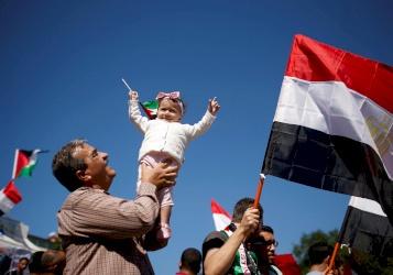 حماس توافق على الرؤية المصرية للمصالحة