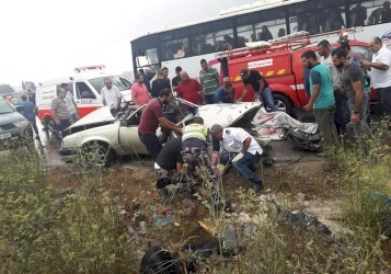 3 وفيات في حادث سير مروع جنوب جنين
