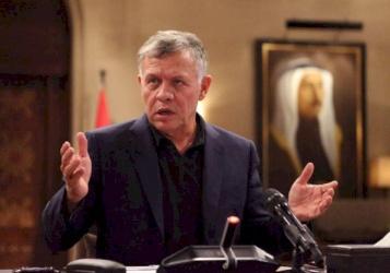 """ملك الأردن يُقرر إلغاء ملحقي """"الباقورة والغمر"""" من اتفاقية السلام مع إسرائيل"""