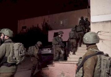 اعتقالات واسعة ومصادرة آلاف الشواقل بالضفة