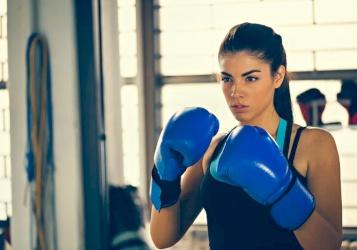 رياضة الملاكمة.. موضة أم حاجة؟
