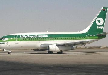 تأجيل رحلات الخطوط العراقية إلى دمشق