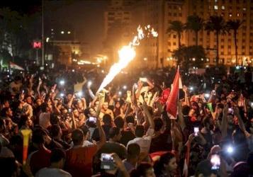 وسائل اعلام: مظاهرات ضد السيسي في القاهرة
