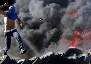 الهلال الاحمر: 30 اصابة في مواجهات بيت لحم