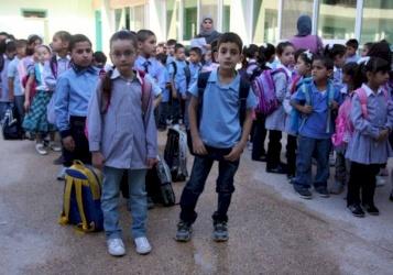 وزارة التربية في غزة: السبت دوام طبيعي
