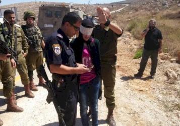 من قباطية.. التعرف على الشابة التي اعتقلها الاحتلال جنوب نابلس