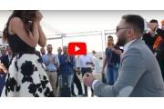 فيديو/ لن تصدق ماذا فعل شاب ليخطب فتاة !
