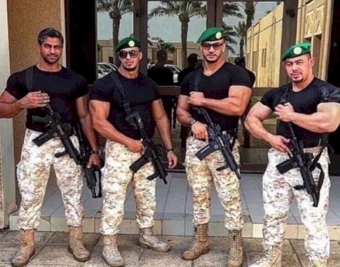 """""""قوة السيف الأجرب""""..الكتيبة التي تعتقل الأمراء في السعودية"""