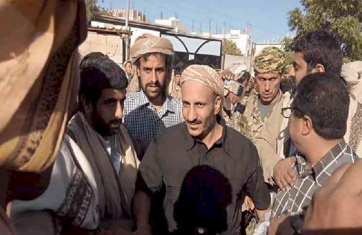 """للمرة الأولى منذ أنباء مقتله.. ظهور طارق صالح في """"شبوة"""" اليمنية"""