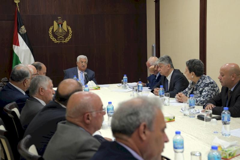 بشان الانتخابات..اجتماع تشاوري لتنفيذية المنظمة برام الله
