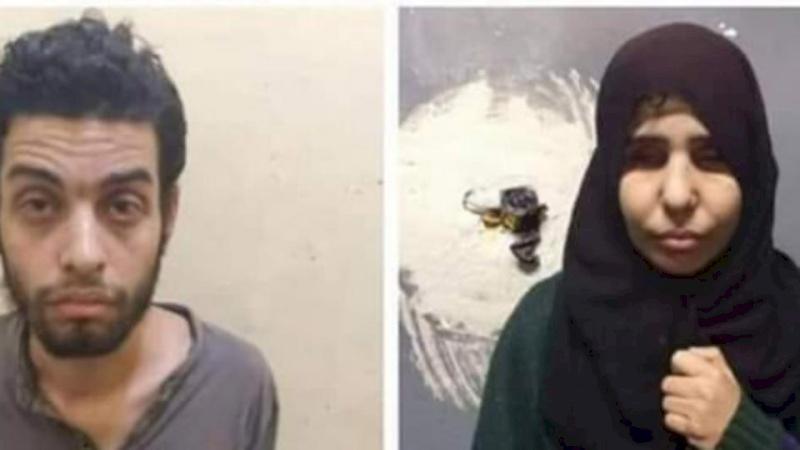 جريمة بشعة.. تقتل أطفالها الثلاثة والزوج يوثق بالفيديو