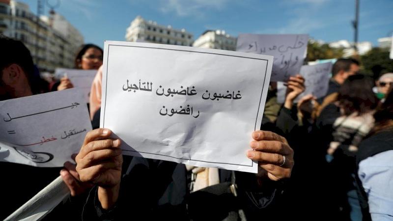 الجزائر.. تحضيرات لتظاهرات كبرى الجمعة