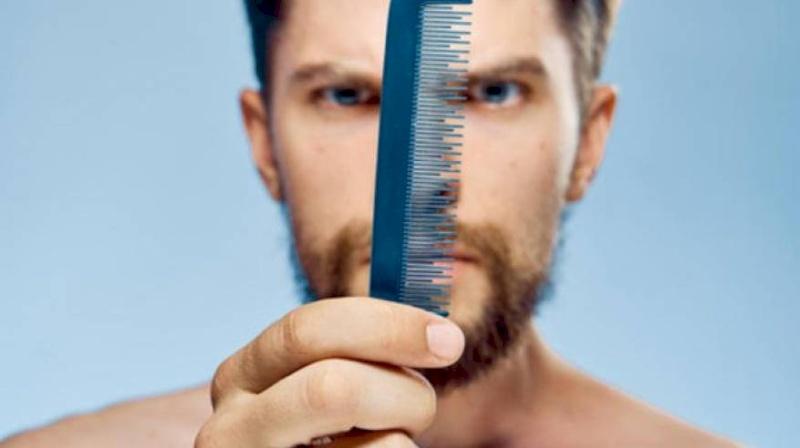 أعشاب لعلاج تساقط الشعر عند الرجال