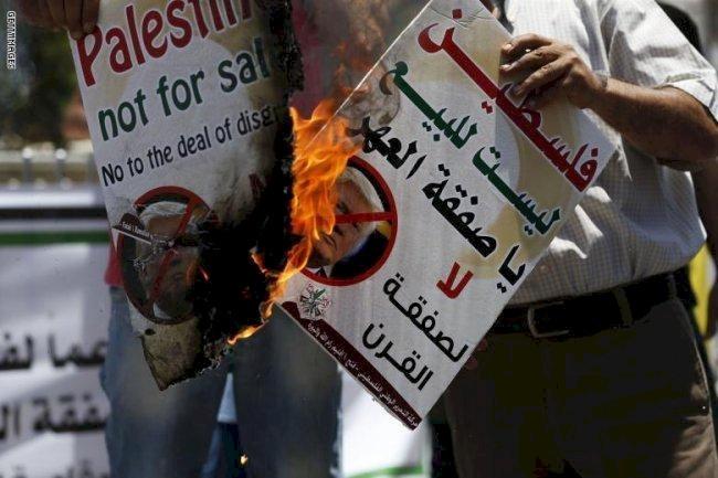 الحكومة تأسف لمشاركة مصر والأردن في مؤتمر البحرين