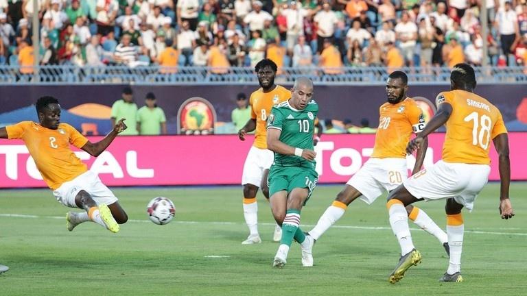 """الجزائر تروض """"الأفيال"""" في """"مصر 2019"""""""