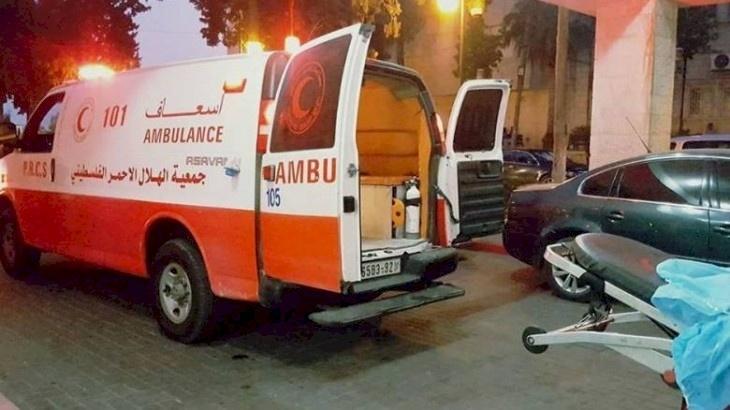 وفاة مواطنة بحادث سير جنوب الخليل