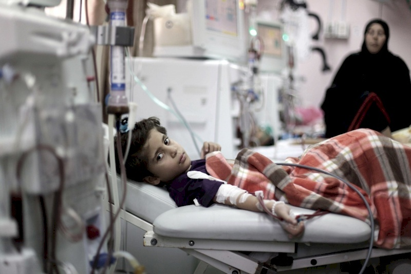 الاحتلال يرفض سفر 40% من مرضى غزة المحولين