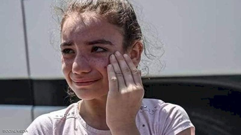 بالصور.. دموع طفلة سورية تثير الغضب