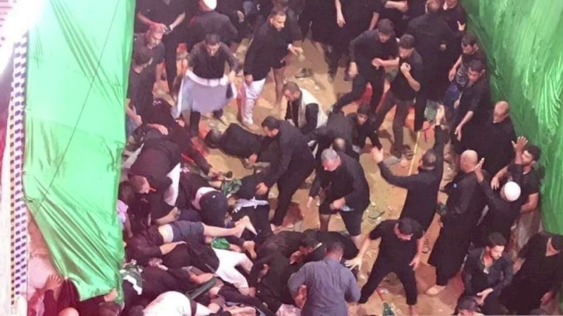 """حداد في كربلاء.. العراق """"يدفع الفاتورة الأعلى"""""""