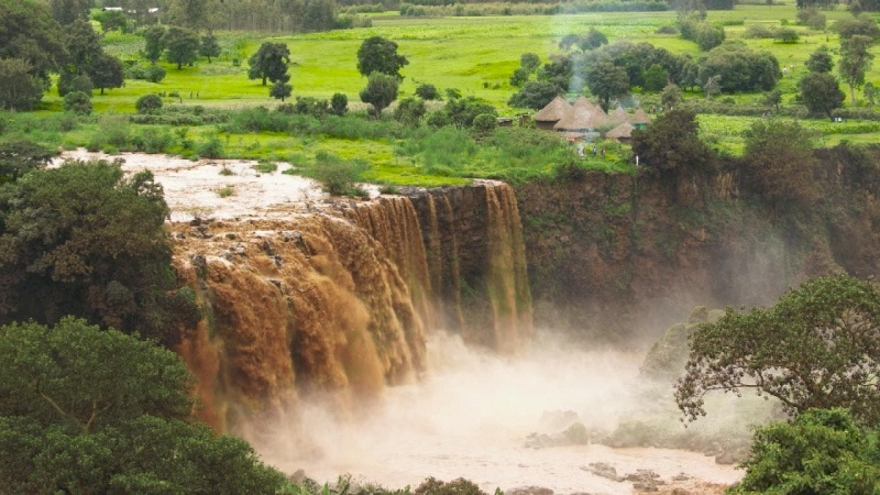 الكوليرا تتسلل لمياه النيل الأزرق