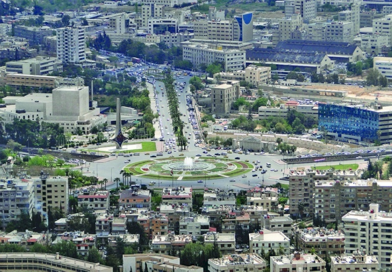 احباط هجمات صاروخية إسرائيلية على دمشق